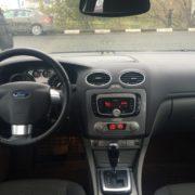 Форд Фокус 2011 салон мультимедиа руль. ДП-АВТО.ру