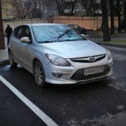 Хендай ай30 2010 серебристый. ДП-АВТО.ру