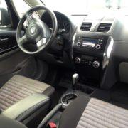 Сузуки SX4 2011 салон, мульти-руль, климат-контроль, автомат. ДП-АВТО.ру