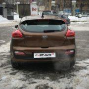 Киа сид 2017 купе коричневый. ДП-авто.ру