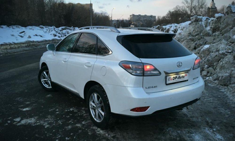 Помощь в покупке Lexus в Москве