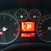 Форд Фокус 2007 панель приборов. ДП-АВТО.ру