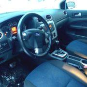 Форд Фокус 2007 салон. ДП-АВТО.ру