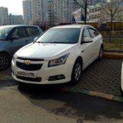 Шевроле круз 2012 седан белый. ДП-АВТО.ру
