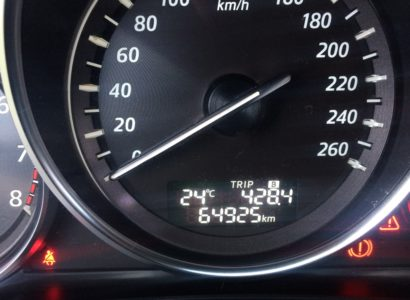 Мазда CX-5 2012 приборы. ДП-АВТО.РУ