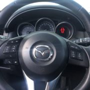Мазда CX-5 2012 руль. ДП-АВТО.РУ