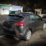 Киа сид 2012 5 дверный хэтчбек серый. ДП-авто.ру
