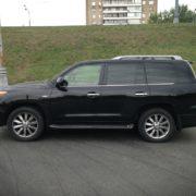 Лексус LX 570 черный подбор в Москве ДП-АВТО