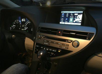 Lexus rx 270 подбор авто в Москве