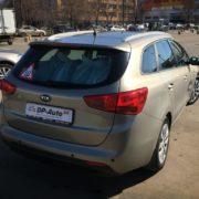 Подбор Kia Cee'd в Москве dp-auto