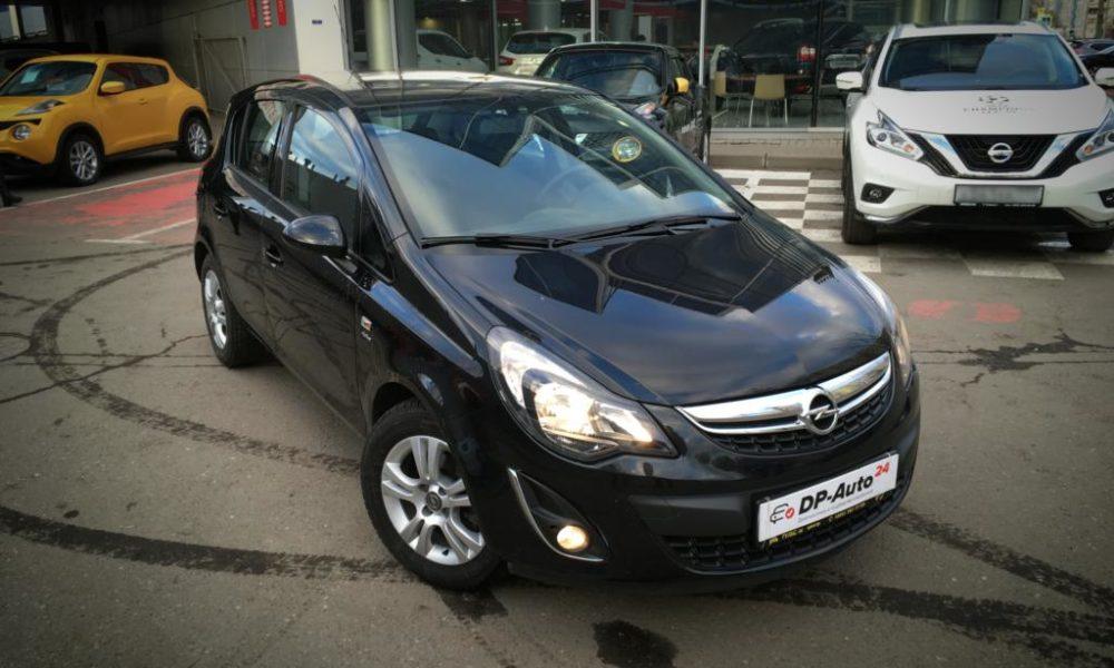 Подбор авто в Москве Opel Corsa