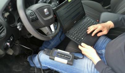 Компьютерная диагностика автомобиля перед покупкой