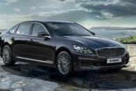 KIA K900 старт продаж в России.