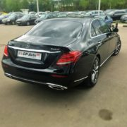 Подбор Mercedes-Benz E400 4matic 2016 год. ДП-АВТО.РУ