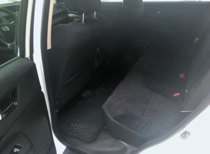 Honda CR-V 2014 задний диван