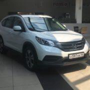 Помощь в покупке Honda CR-V в Москве! ДП-АВТО.РУ
