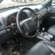 KIA Mohave 2012 black руль
