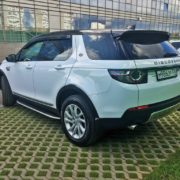 discovery sport 2017 white