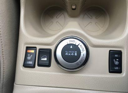 Nissan x-trail 2015 полный привод