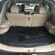 Nissan x-trail 2015 багажник