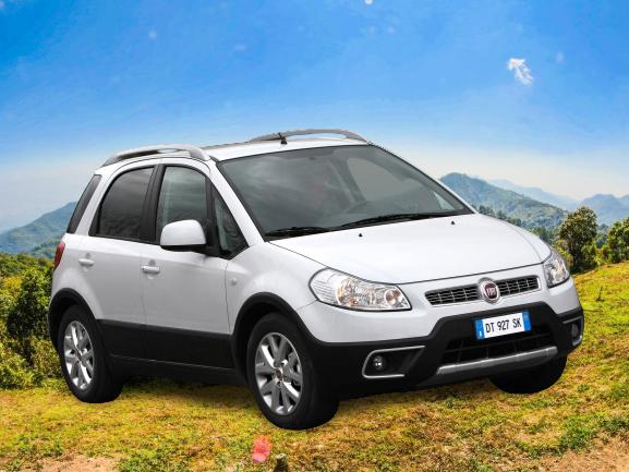 Fiat Sedichi - Фиат Седичи